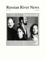 Russian River News Back to the Future Feature 6-23-1993