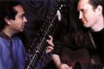 Ancient Future Guitar-Sitar Jugalbandi Program Photo